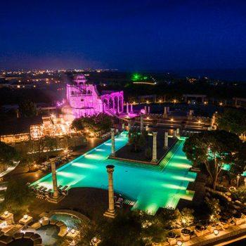 پروژه های نورپردازی شده توسط شرکت فیبرلی ترکیه – ۴