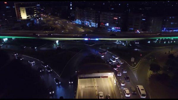 فیلم پروژه های نورپردازی شده توسط شرکت فیبرلی ترکیه – ۷
