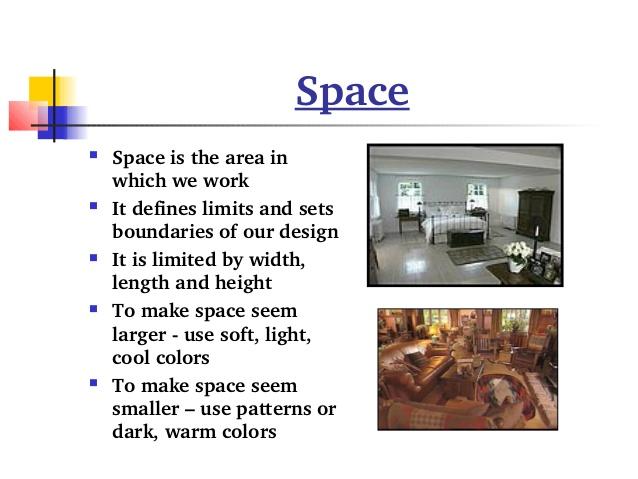 Seven Elements Of Interior Design شرکت فام