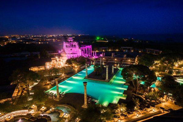 Lighting Project Performed By Fiberli Turkey-4