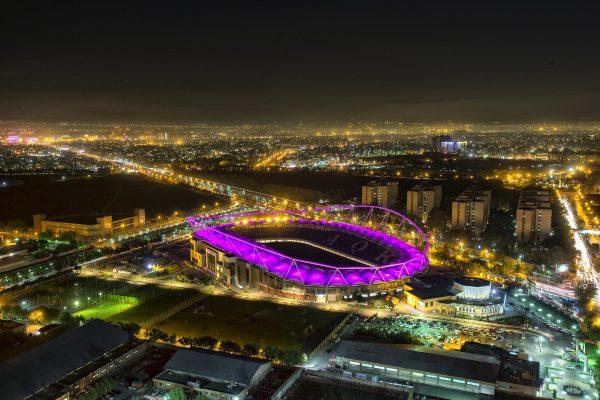 Imam Reza Stadium-Video